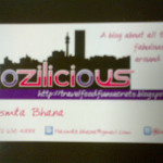 Blog Business Cards