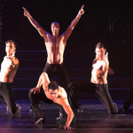 Burn the Floor at Joburg Theatre