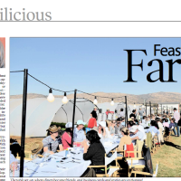 Sunday Independent: Feast on a Farm