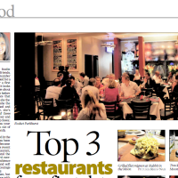 Sunday Independent: Top 3 restaurants for a first date in Jozi