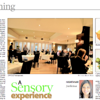 Sunday Independent: A Sensory Experience at DW 11-13