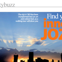 Sunday Independent: Discover Your Inner Jozi Part of 1 of 2