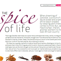 Juice Magazine: The Spice of Life
