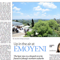 Sunday Independent: Up in the air at Emoyeni