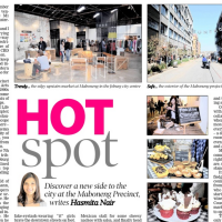 Sunday Independent: Discover the inner city at Maboneng