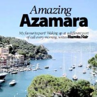 Sunday Independent: Cruising the Italian Riviera with Azamara