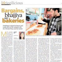 Sunday Independent: Fordsburg- Bargains, Bhajjiya and Bakeries