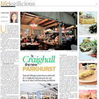 Sunday Independent: Is Craighall the new Parkhurst?