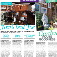 Getaway Magazine: Jozi's best Joe