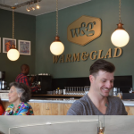 Warm and Glad is the coolest coffee shop around