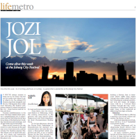 Sunday Independent: A weekend in Jozi CBD