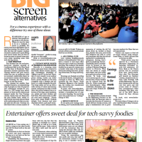 Sunday Independent: Big Screen Alternatives