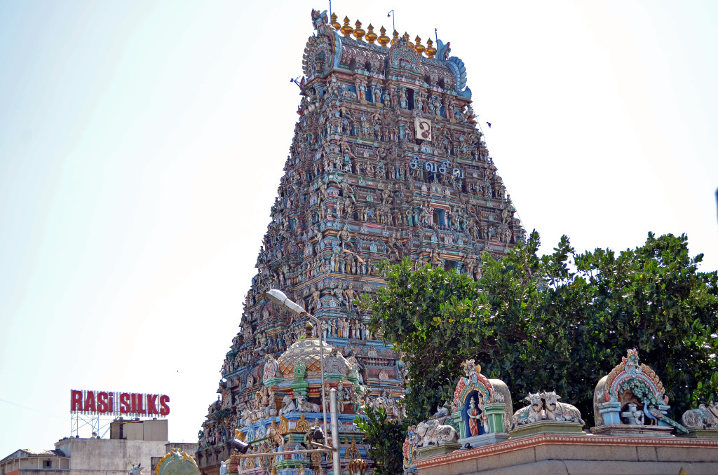 A spectacular temple in Chennai