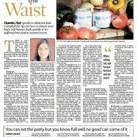 Sunday Independent: Watching the Waist