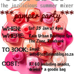 Join me at the Jozilicious Summer Mixer!