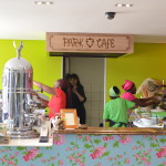 Girly Saturdays at Park Cafe and Polish