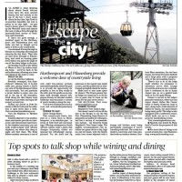 Sunday Independent: Escape the City