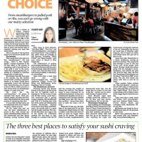 Sunday Independent: The Carnivore's Choice