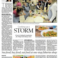 Sunday Independent: Cooking Classes in Jozi