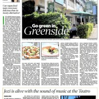 Sunday Independent: Go Green in Greenside