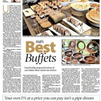 Sunday Independent: Jozi's Best Buffets