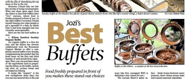 Jozis Best Buffets