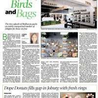 Sunday Independent: Brunch in Birdhaven