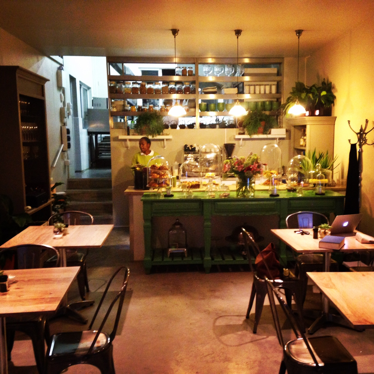 Brand new Jozi crêperie, Arbour, is a treat for the eyes