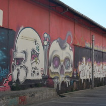 Do this next weekend in Jozi: Inner City Graffiti Tour with Past Experiences