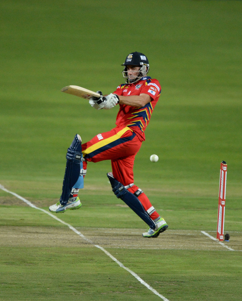 2013 Momentum One Day Cup: bizhub Highveld Lions v Nashua Mobile Cape Cobras