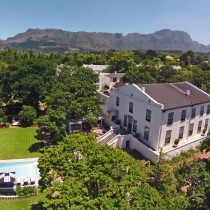 The Alphen Boutique Hotel: 5 star accommodation in Constantia, Cape Town