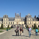 Life in Fontainebleau