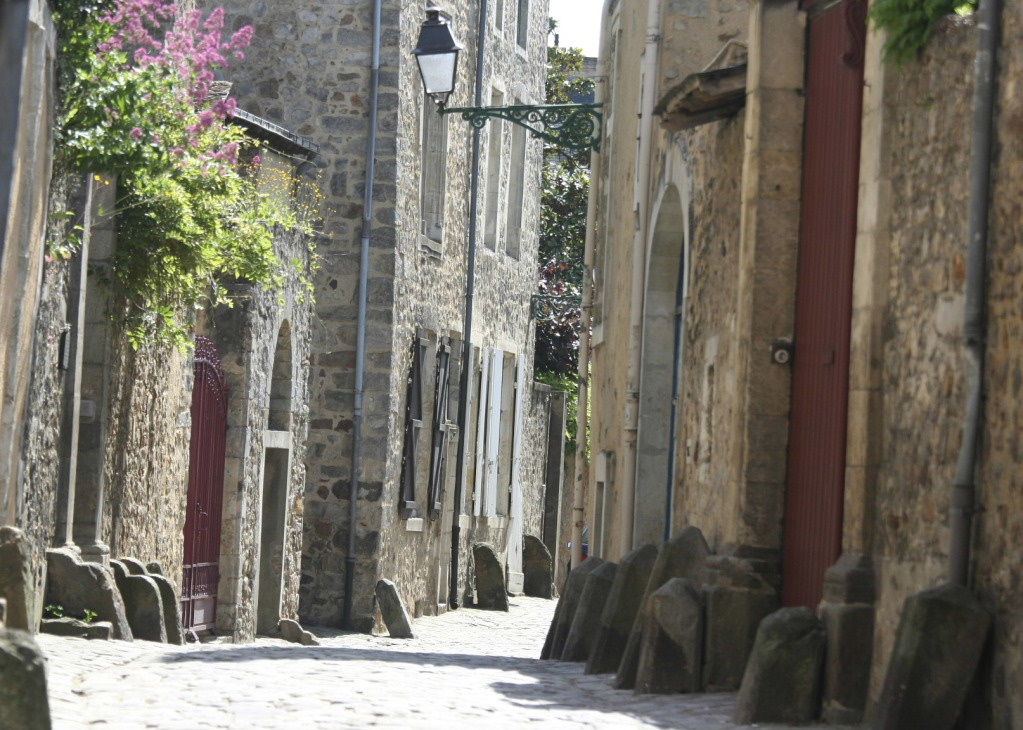 medieval streets