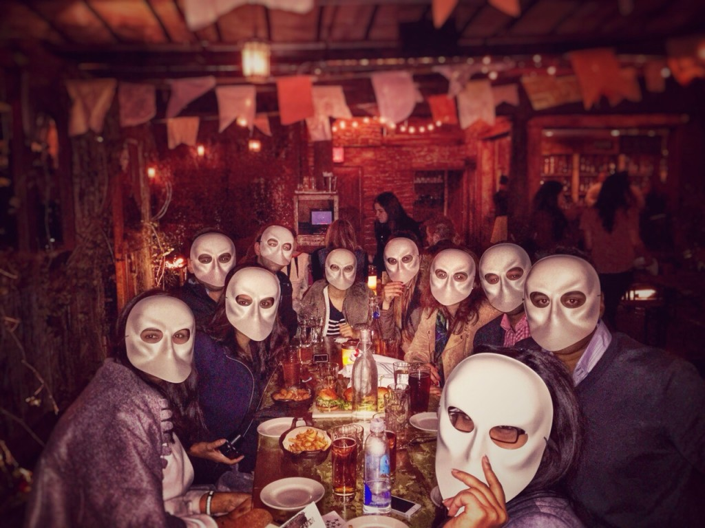Sleep No More in New York