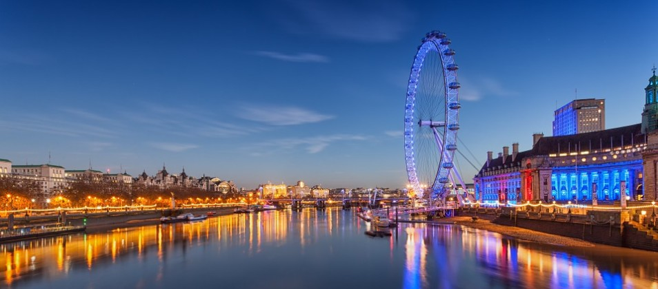 10 things I love about London