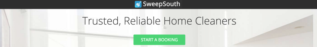 Sweepsouth Banner
