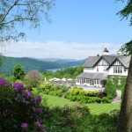 Luxury London Weekend Getaway: Linthwaite House in the Lake District