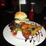 Duke's Burgers- Greenside