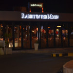 Rabbit in the Moon in Illovo is the perfect cosy dinner spot*