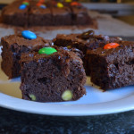 Recipe: The Best Gooey Lindt Chocolate Brownies Ever
