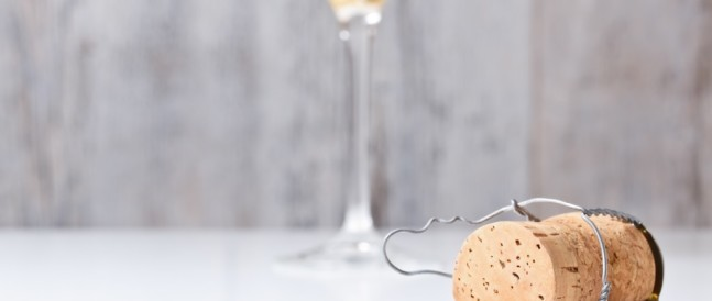 Bubbly, food, music and decadence