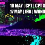 Win! 2 tickets to Jozi's Neon Run, worth R440