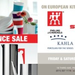Win! A German designed Zwilling Knife Set and Magnetic Block worth R3400